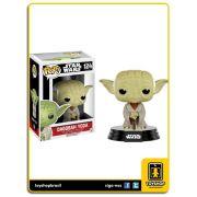 Star Wars Dagobah Yoda 124 Pop Funko