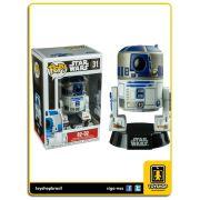 Star Wars R2 D2 31 Pop Funko