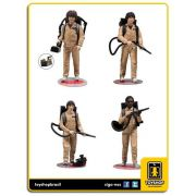 Stranger Things Netflix Ghostbusters 4 Pack Mcfarlane Toys
