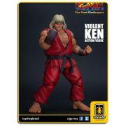 Street Fighter II Violent Ken 1/12 Storm Collectibles