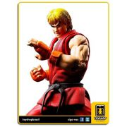 Street Fighter S.H. Figuarts Ken Masters  Bandai