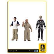 The Karate Kid Set 3 Figuras Clothed Neca