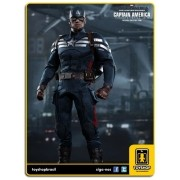 The Winter Soldier Captain America  Hot Toys