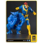 X-Men 92 Cyclops & Beast Pack 1/10 ArtFX Kotobukiya