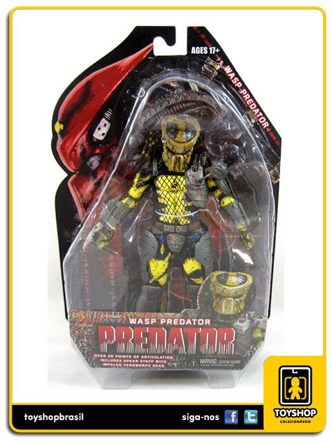Predator 2: Wasp Predator - Neca