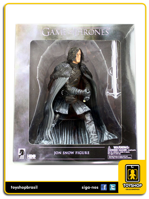 Game of Thrones: Jon Snow - Dark Horse
