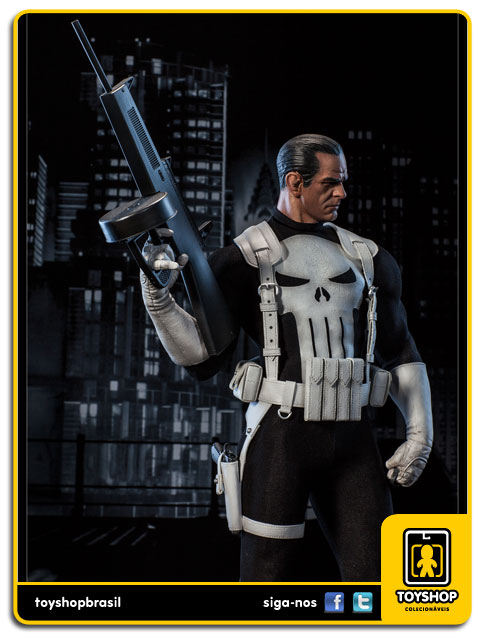 Premium Format: Estátua The Punisher Exclusivo - Sideshow