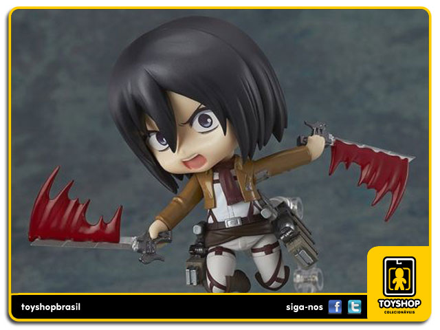 Attack on Titan: Mikasa Ackerman - Good Smile