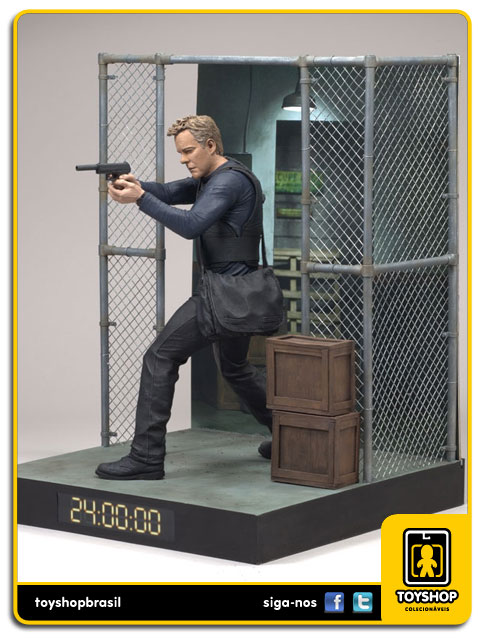 24hs: Jack Bauer Deluxe Boxed Set - Mcfarlane