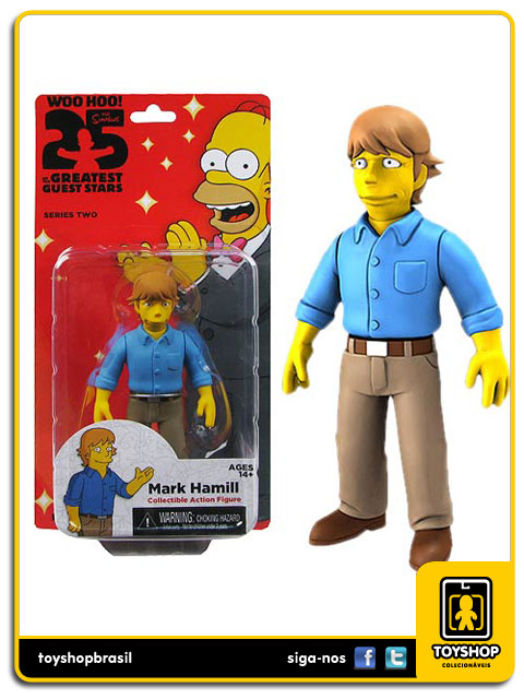 The Simpsons 25th Anniversary: Mark Hamill - Neca