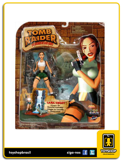 Tomb Raider: Lara Croft Powerful Crocodile - Core