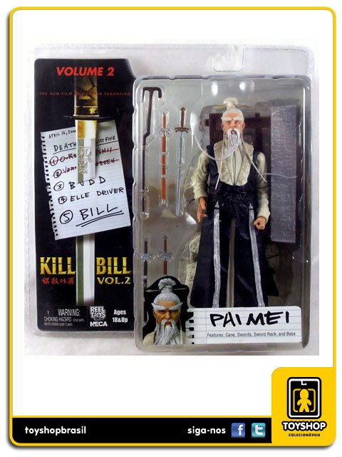 Kill Bill: Pai Mei - Neca