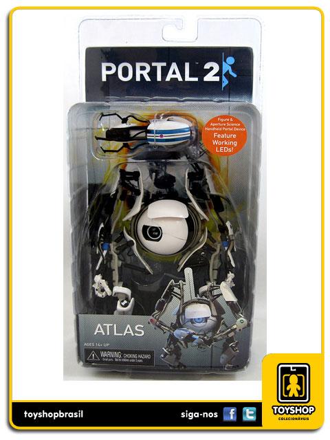 Portal 2 Atlas  Neca