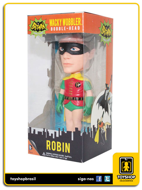 Batman Classic TV Series: Robin Bobble Head - Funko