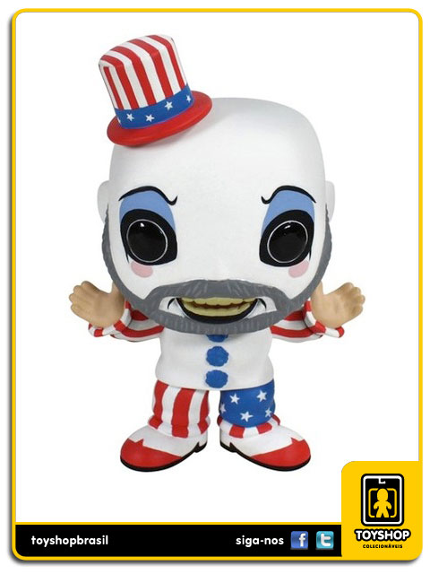 House of 1000 Corpses: Captain Spaulding Pop - Funko
