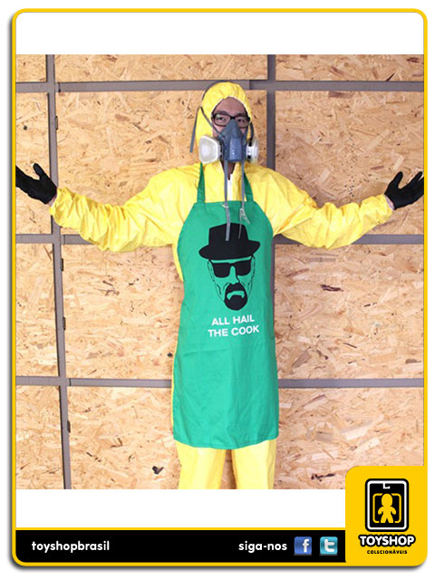 Breaking Bad: Avental Heisenberg SDCC - Mezco