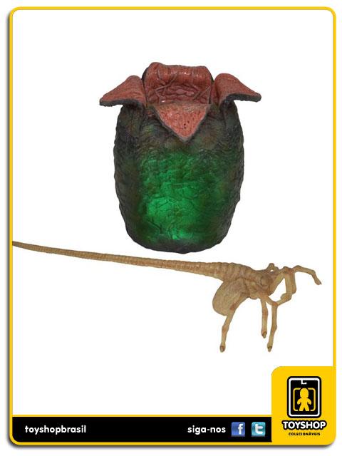 Aliens: Xenomorph Egg & Facehugger - Neca
