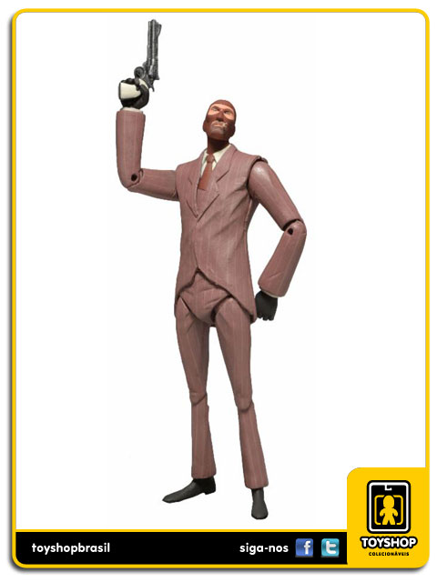 Team Fortress 2: The Spy - Neca