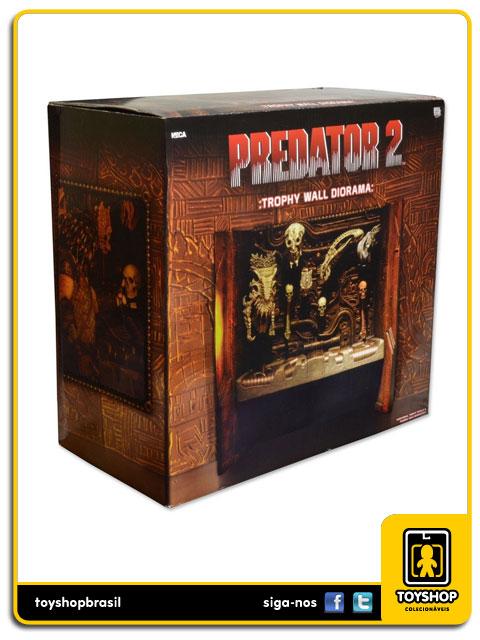 Predator: Trophy Wall Diorama - Neca