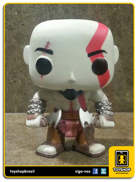 God of War: Kratos Pop - Funko