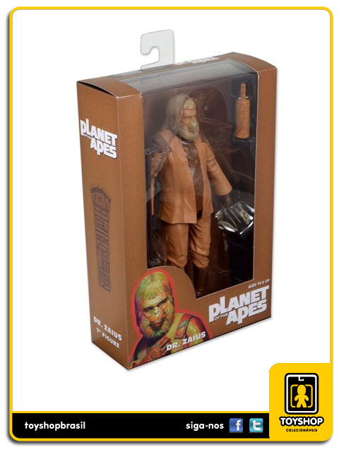 Classic Planet of the Apes: Dr. Zaius - Neca
