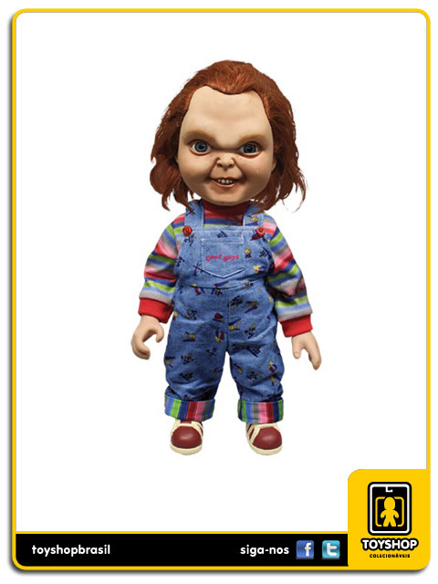 Child´s Play: Talking Chucky 38 cm - Mezco