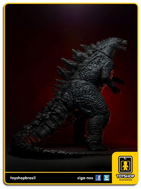 Godzilla: Godzilla 60 cm Eletrônico - Neca