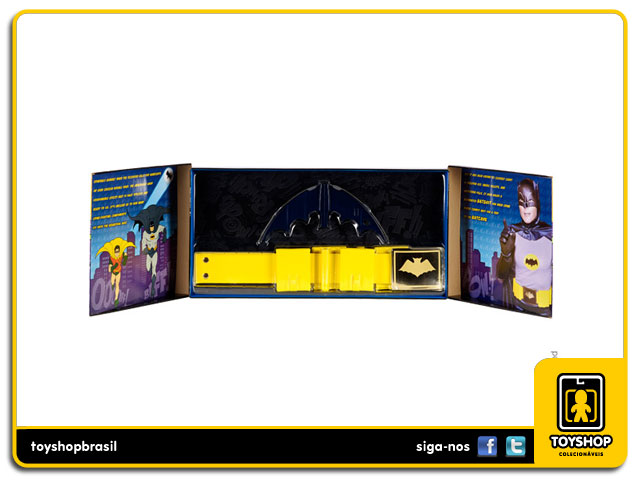 Batman Classic TV Series: Batman Utility Belt 1:1 - Mattel