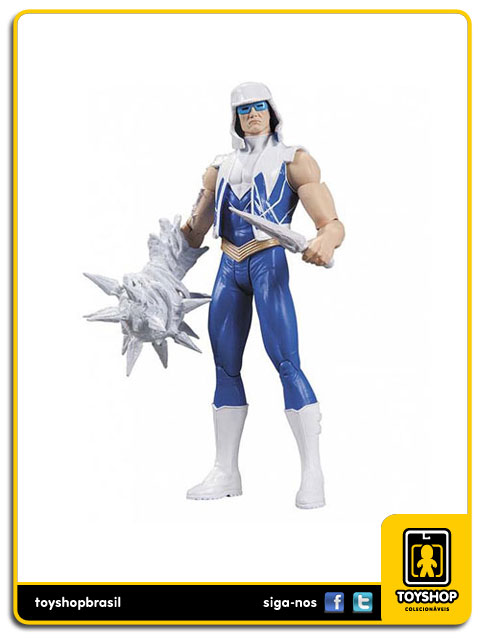 The New 52: Captain Cold - Dc Collectibles