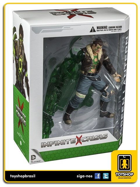 Infinite Crisis: Green Lantern - Dc Collectibles