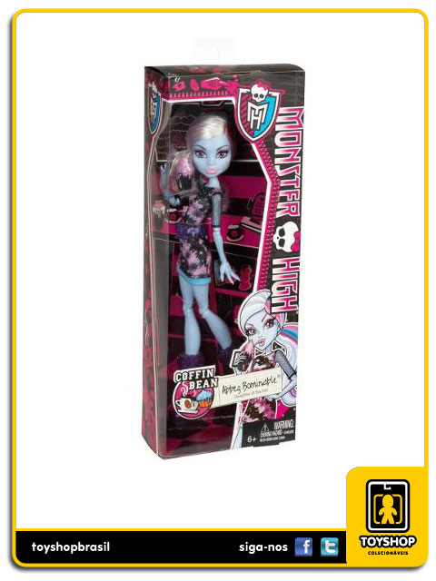 Monster High: Abbey Bominable - Mattel