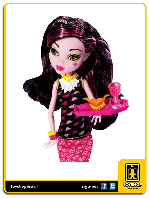 Monster High: Draculaura - Mattel