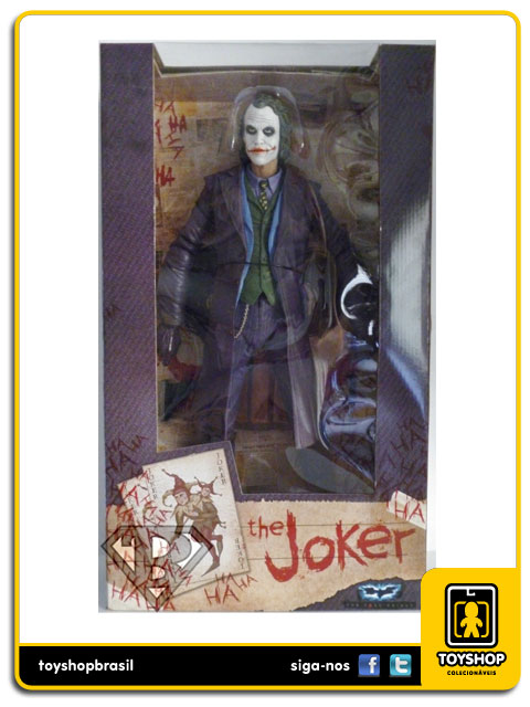 Batman The Dark Knight: The Joker 1/4 - Neca