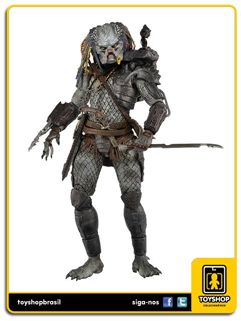 Predator 12 Elder Predator V2 Neca