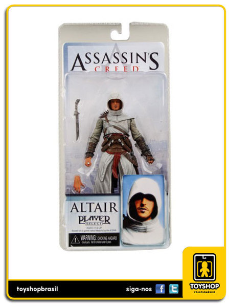Assassin´s Creed: Altair - Neca