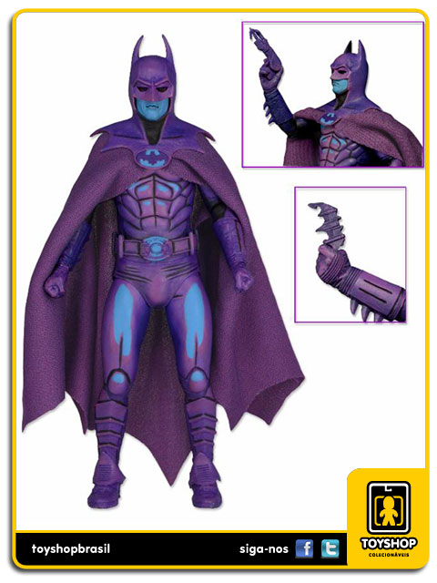 Batman 1989: Batman Video Game - Neca