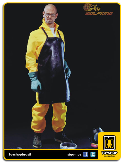 Breaking Bad: Heisenberg 1/6 - Wolfking