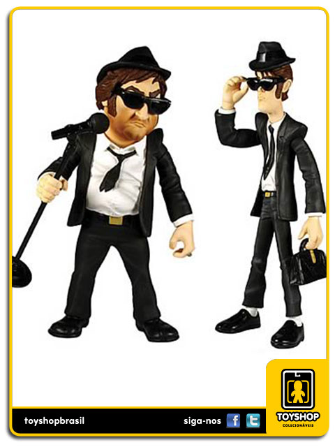 The Blues Brothers: Jake & Elwood - Mezco