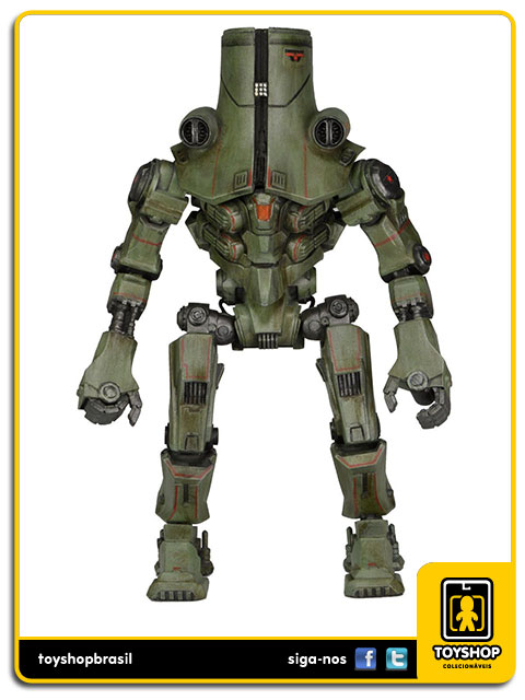 Pacific Rim: Jaeger Cherno Alpha 45 cm - Neca