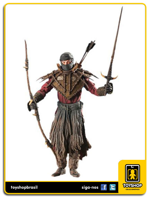 The Lord of the Rings: Haradrim Archer - Toy Biz
