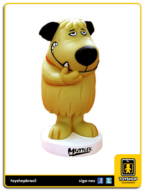 Hanna Barbera: Muttley Bobble Head - Funko