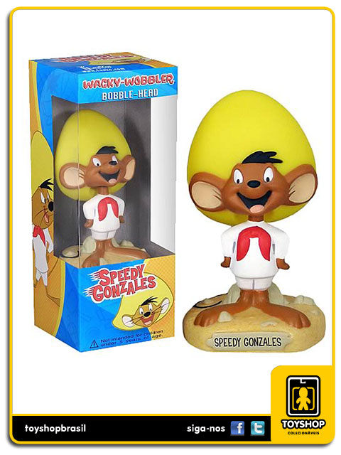 Hanna Barbera: Speedy Gonzales Bobble Head - Funko