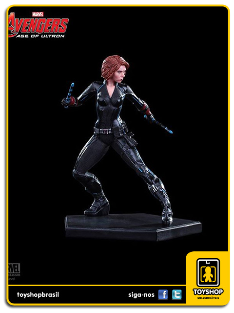 Avengers Age of Ultron: Black Widow 1/10 - Iron Studios
