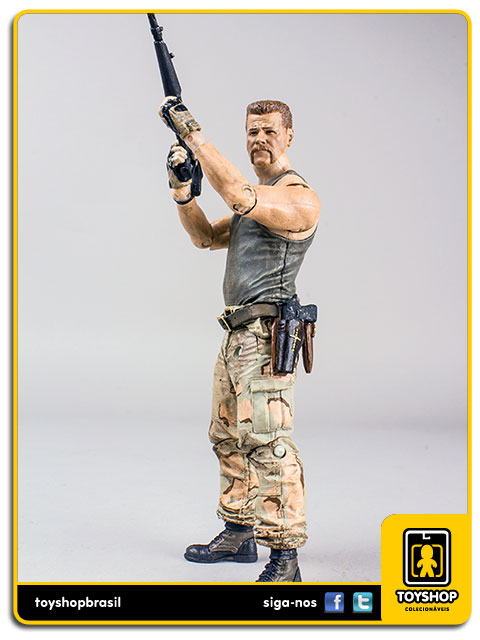 The Walking Dead 6: Abraham Ford - Mcfarlane