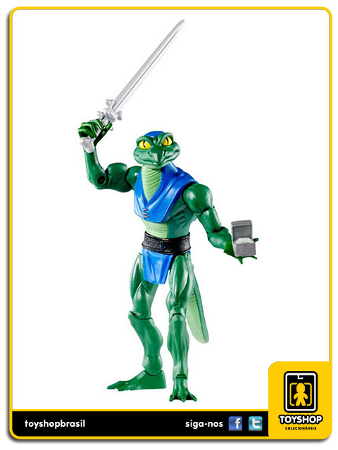 Masters of the Universe Classics: Lizard Man - Mattel