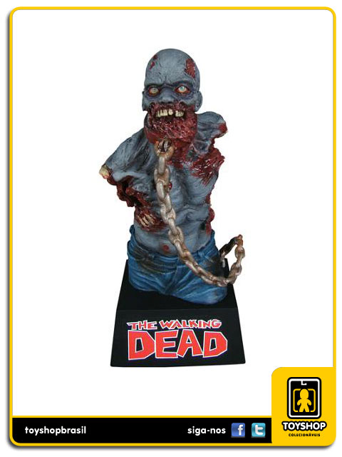 The Walking Dead: Zombie Pet Bust - Diamond