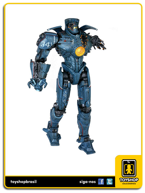 Pacific Rim: Jaeger Anchorage Attack - Neca