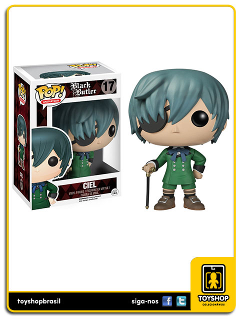 Black Butler: Ciel Pop - Funko