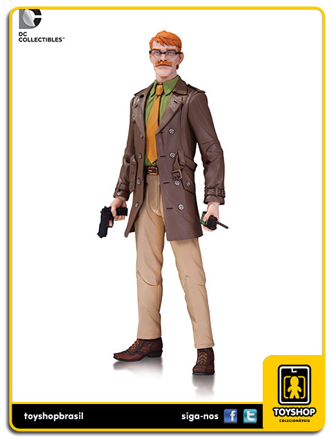 Designer Series: Commissioner Gordon Greg Capullo - Dc Collectibles