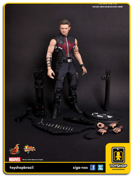 The Avengers: Hawkeye - Hot Toys